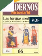 066 - Las Herejias Medievales