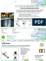 Ecosave LED Lighting