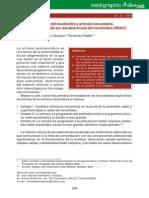 Fx Escafoides y Artrosis Secundaria