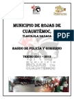 BANDO de POlicia Rojas Final