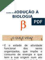 Introdução à Biologia