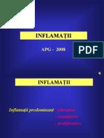 Inflamatii exsudative