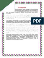 Informe de Degustacion de Gaseosas