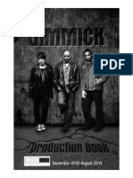 """Gimmick"" Production Book"