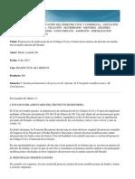 El proyecto de unificación de los Códigos Civil y Comercial en materia de derecho de familia tras la media sanción del Senado