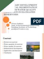 Teknologi Konservasi_Danau
