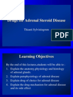 Drugs for Adrenal Steroid Disease-2009