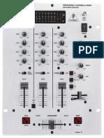 Behringer Dx626 Mixer Audio