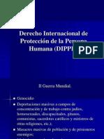 Derecho Internacional de Los Derechos Humanos 1