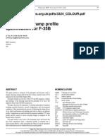 CVF Ski-jump Ramp Profile Optimisation for F-35B 3324_COLOUR
