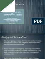 3. Gangguan Somatoform