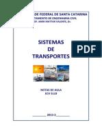 Sistemas de Transportes 2013-2