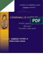 Profilo Criminale Tesi_precone