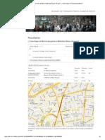 ViaDF - Metro Insurgentes a Metrobús Álvaro Obregón - ¿Cómo llegar en transporte público_