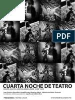 Noche de teatro n°4 (2009)