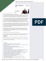 Sintomi Promossi a Malattie_ Il Reflusso (Duodeno) Gastroesofageo 8-12-2013