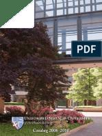 USU Catalog