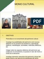 Clase de Patrimonio Cultural Del Ecuador Nro 1