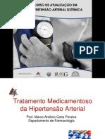 Tratamento Medicamentoso Da Hipertensao Arterial
