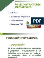 Formación de Instructores Empresariales