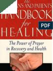Handbook for Healing - Goldfedder