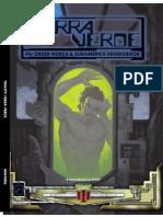 Aeon Trinity - Terra Verde - Psi Order Norça & Sudamérica Sourcebook