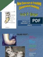 2. Clubfoot - Dr. Ucok Siregar