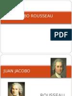 Jua Jacobo Rousseau