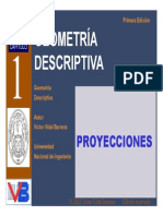 Capítulo 01 - Proyecciones