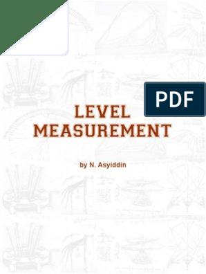 Level Measurement | Capacitor | Buoyancy on
