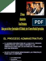 Conferencia 4 El Proceso AdministrativoComo Herramienta Bas