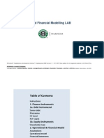 Finance Modeling Lab