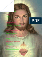 Jesús el Salvador acrostico