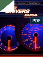 georgia drives manual