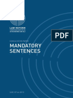Cp 66 Mandatory Sentences