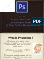 Photoshop Tools Tutorial