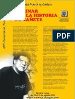 Revista CAÑETE HOY 2 (especial 453 aniversario de Cañete)