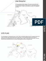 Site Analysis of Pantai Kerachut