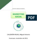 Marketing Social+Tercera Parte