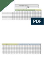 Cronograma de projeto-Controle de ações