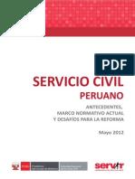 SERVIR - El Servicio Civil Peruano - Cap1