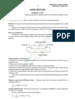 Atomic Structure IPE
