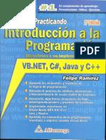 Ramirez F. 2007 Introduccion a La Programacion