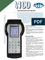 DFA100 Brochure 03-08