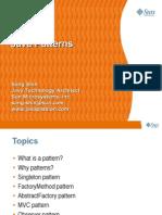 Java Patterns