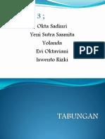 TABUNGAN