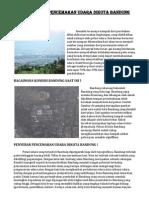 Studi Kasus Pencemaran Udara Dikota Bandung