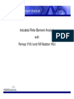 Industrial FEA Modeling 2008 Course Outline[1]