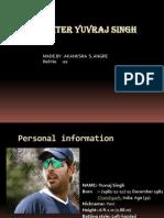 Yuvraj Singh-ppt