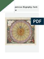 Nicolaus Copernicus Biography
